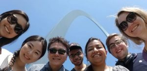Lab at the Arch in St Louis